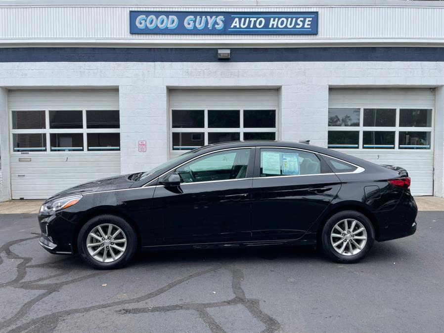 Used Hyundai Sonata SE 2.4L 2019 | Good Guys Auto House. Southington, Connecticut
