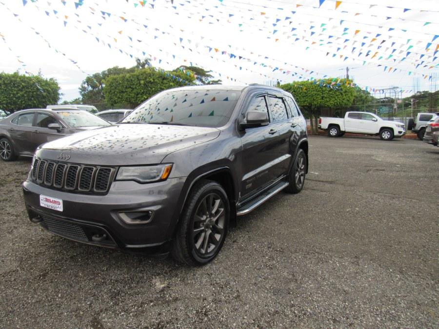 Used 2016 Jeep Grand Cherokee in San Francisco de Macoris Rd, Dominican Republic | Hilario Auto Import. San Francisco de Macoris Rd, Dominican Republic