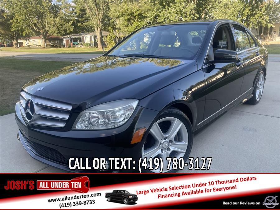 Used 2010 Mercedes-Benz C-Class in Elida, Ohio | Josh's All Under Ten LLC. Elida, Ohio