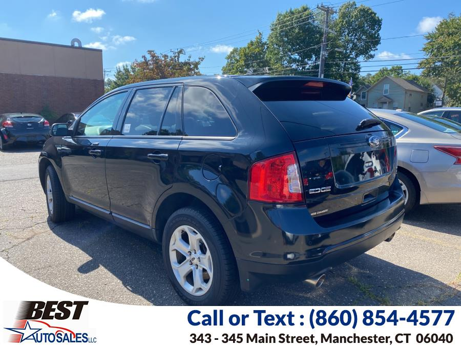 Used Ford Edge 4dr SEL AWD 2012   Best Auto Sales LLC. Manchester, Connecticut