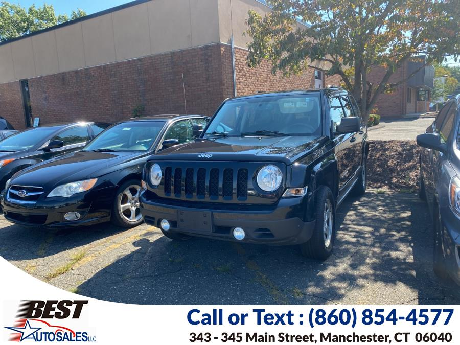 Used 2012 Jeep Patriot in Manchester, Connecticut   Best Auto Sales LLC. Manchester, Connecticut