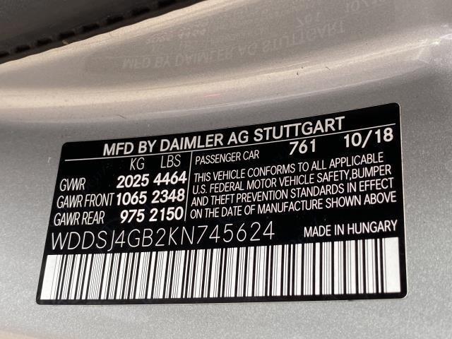 Used Mercedes-benz Cla CLA 250 2019   Eastchester Motor Cars. Bronx, New York