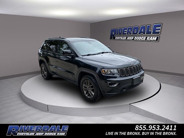 Used Jeep Grand Cherokee 75th Anniversary Edition 2016   Eastchester Motor Cars. Bronx, New York