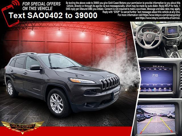Used Jeep Cherokee Latitude Plus 4x4 2018   Northshore Motors. Syosset , New York