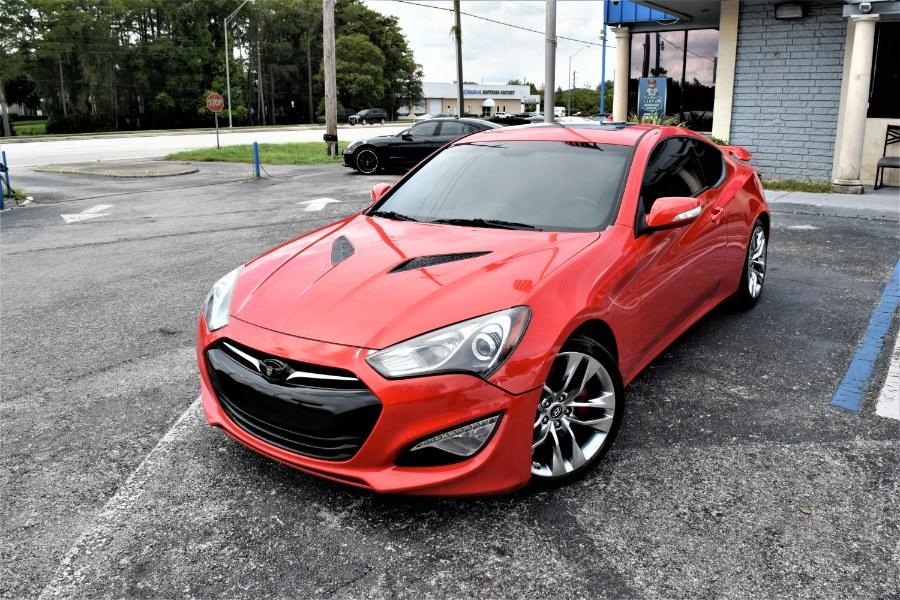 Used 2013 Hyundai Genesis Coupe in Winter Park, Florida | Rahib Motors. Winter Park, Florida