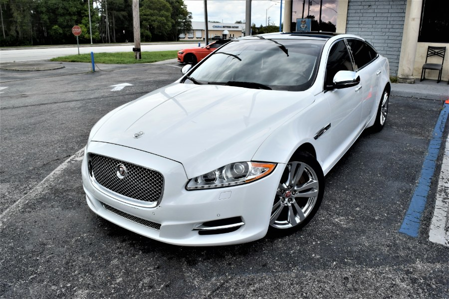 Used 2014 Jaguar XJ in Winter Park, Florida | Rahib Motors. Winter Park, Florida