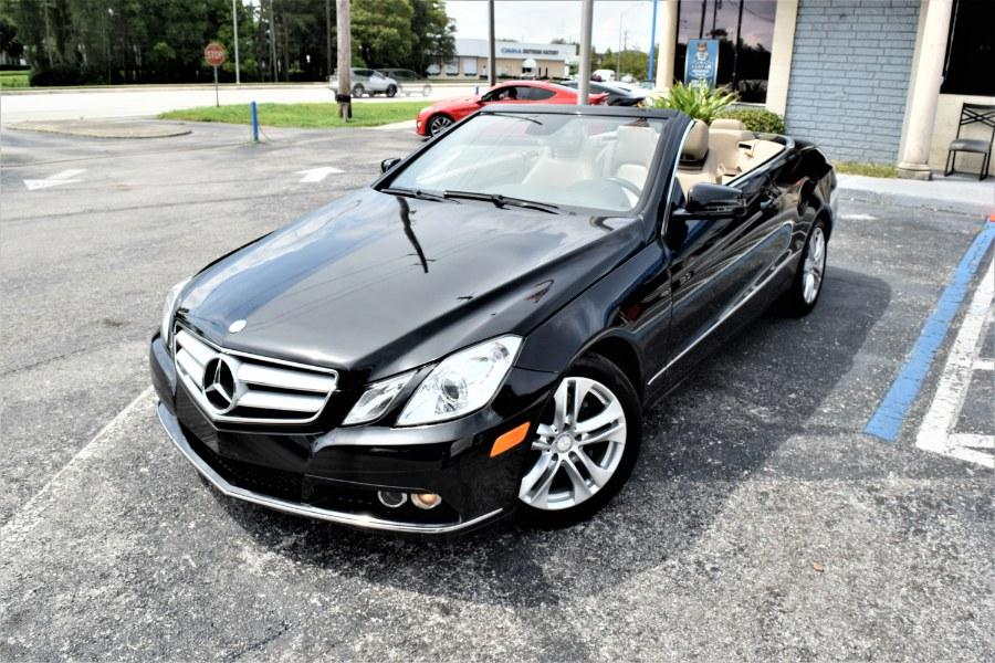 Used 2011 Mercedes-Benz E-Class in Winter Park, Florida | Rahib Motors. Winter Park, Florida