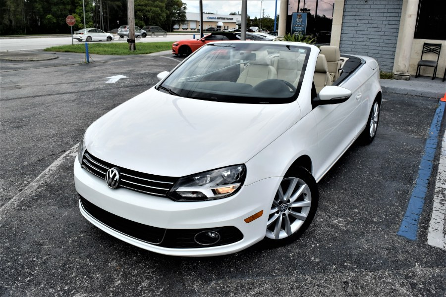 Used 2014 Volkswagen Eos in Winter Park, Florida | Rahib Motors. Winter Park, Florida