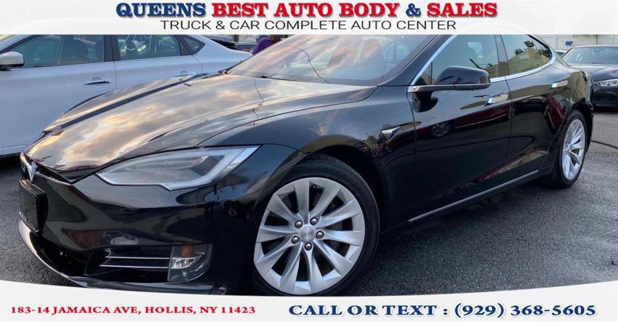 Used 2018 Tesla Model S in Hollis, New York | Queens Best Auto Body / Sales. Hollis, New York