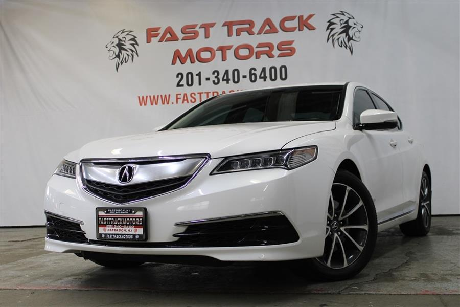 Used Acura Tlx TECH 2015 | Fast Track Motors. Paterson, New Jersey