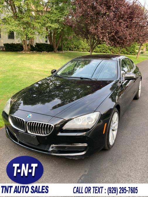 Used 2014 BMW 6 Series in Bronx, New York | TNT Auto Sales USA inc. Bronx, New York