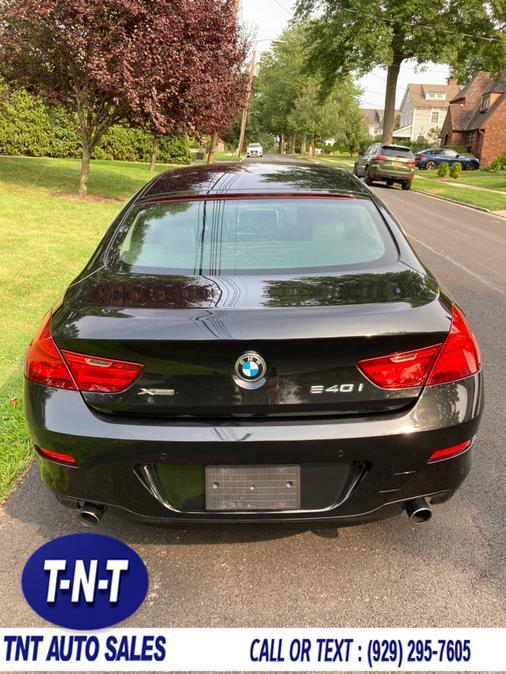 Used BMW 6 Series 4dr Sdn 640i xDrive AWD Gran Coupe 2014   TNT Auto Sales USA inc. Bronx, New York