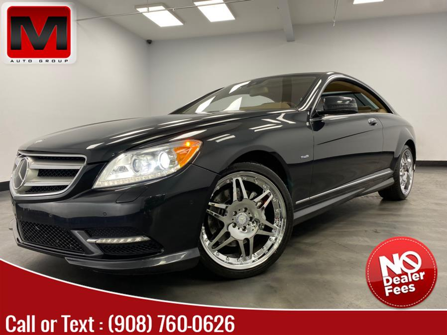 Used Mercedes-Benz CL-Class 2dr Cpe CL550 4MATIC 2012 | M Auto Group. Elizabeth, New Jersey