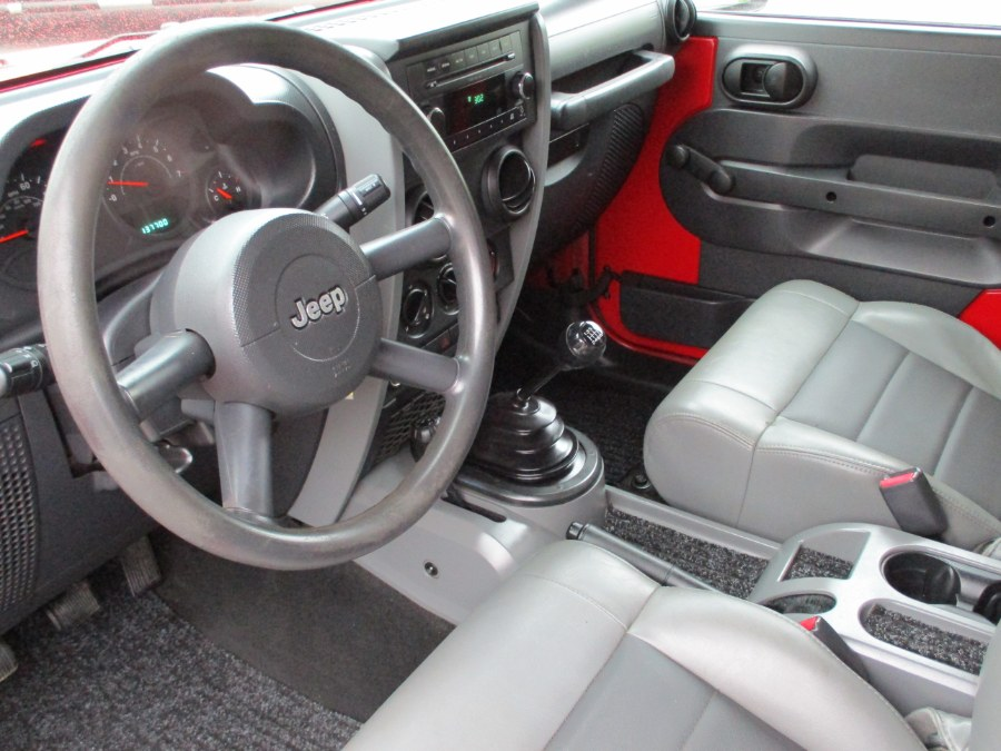 Used Jeep Wrangler 4WD 2dr X 2009   Suffield Auto Sales. Suffield, Connecticut