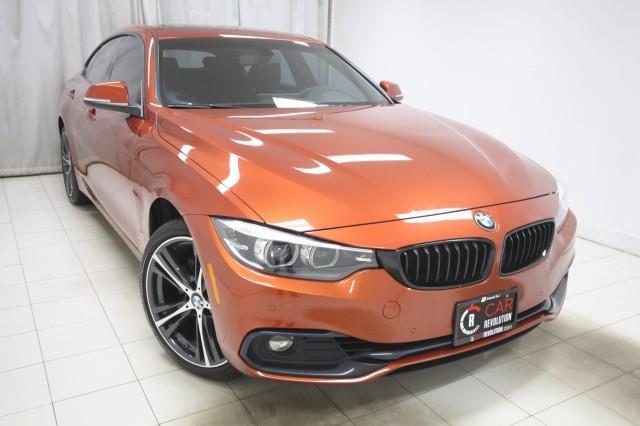 Used BMW 4 Series 430i xDrive w/ Navi & rearCam 2018 | Car Revolution. Maple Shade, New Jersey
