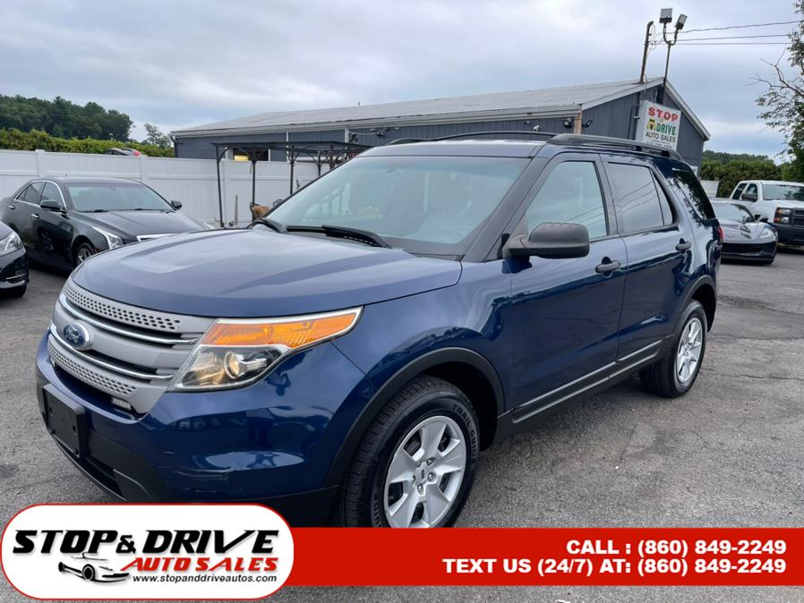 Used 2012 Ford Explorer in East Windsor, Connecticut | Stop & Drive Auto Sales. East Windsor, Connecticut