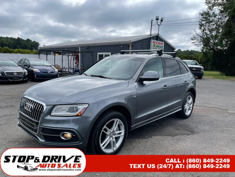 Used 2013 Audi Q5 in East Windsor, Connecticut | Stop & Drive Auto Sales. East Windsor, Connecticut