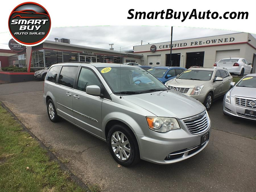 Used Chrysler Town & Country 4dr Wgn Touring 2012 | Smart Buy Auto Sales, LLC. Wallingford, Connecticut