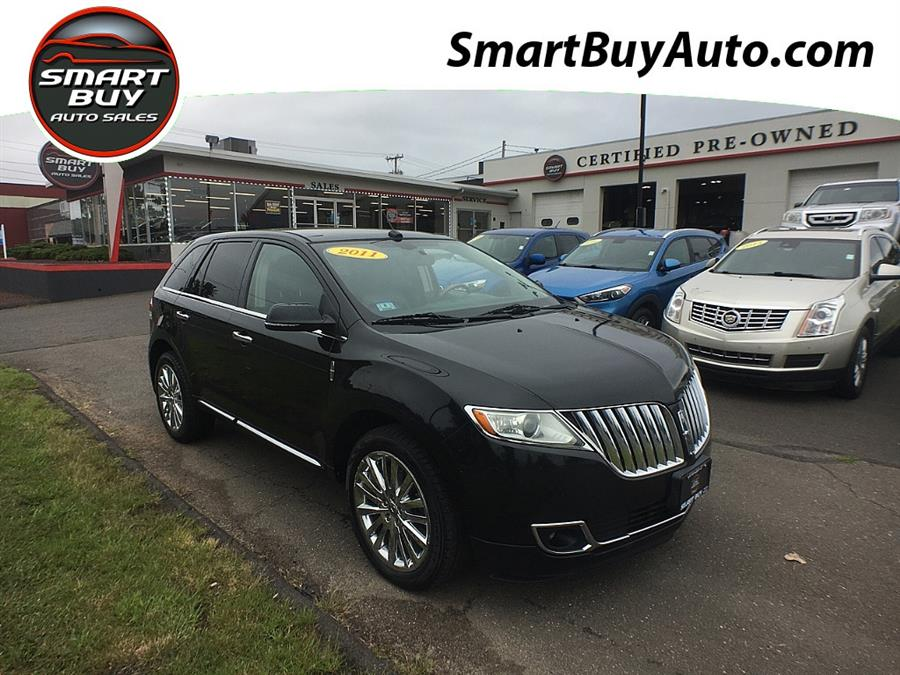 Used Lincoln MKX AWD 4dr 2011 | Smart Buy Auto Sales, LLC. Wallingford, Connecticut