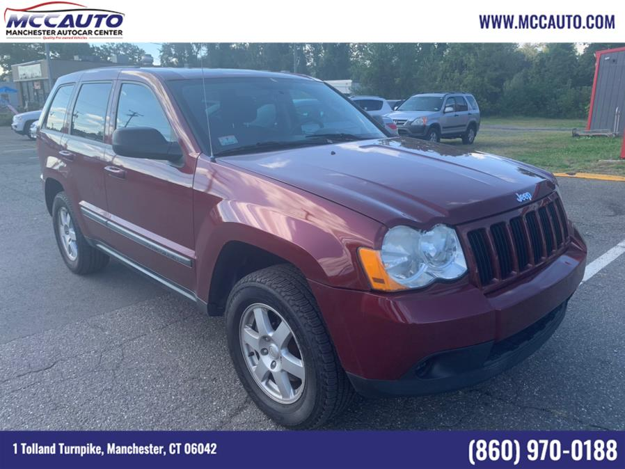 Used 2008 Jeep Grand Cherokee in Manchester, Connecticut | Manchester Autocar Center. Manchester, Connecticut
