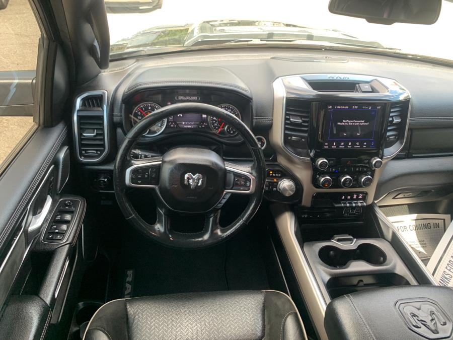 """Used Ram 1500 Laramie 4x4 Crew Cab 5''7"""" Box 2019   Auto Haus of Irvington Corp. Irvington , New Jersey"""