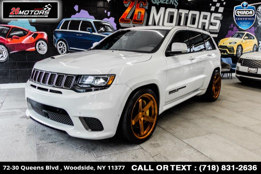 Used Jeep Grand Cherokee Trackhawk 4x4 *Ltd Avail* 2018 | 26 Motors Queens. Woodside, New York