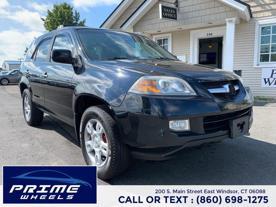 Used 2006 Acura MDX in East Windsor, Connecticut | Prime Wheels. East Windsor, Connecticut