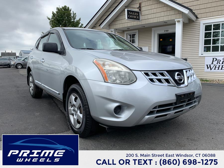 Used 2011 Nissan Rogue in East Windsor, Connecticut | Prime Wheels. East Windsor, Connecticut