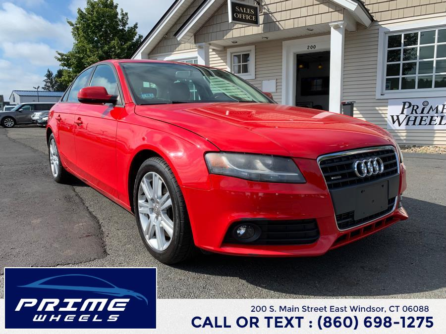 Used 2010 Audi A4 in East Windsor, Connecticut | Prime Wheels. East Windsor, Connecticut