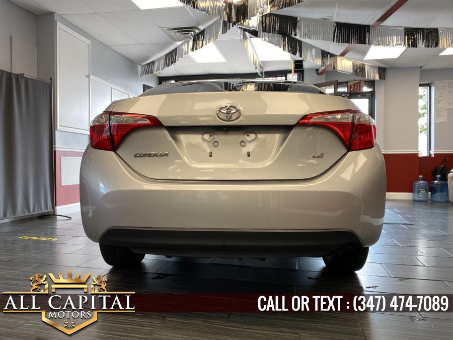 Used Toyota Corolla 4dr Sdn CVT LE Plus (Natl) 2015   All Capital Motors. Brooklyn, New York