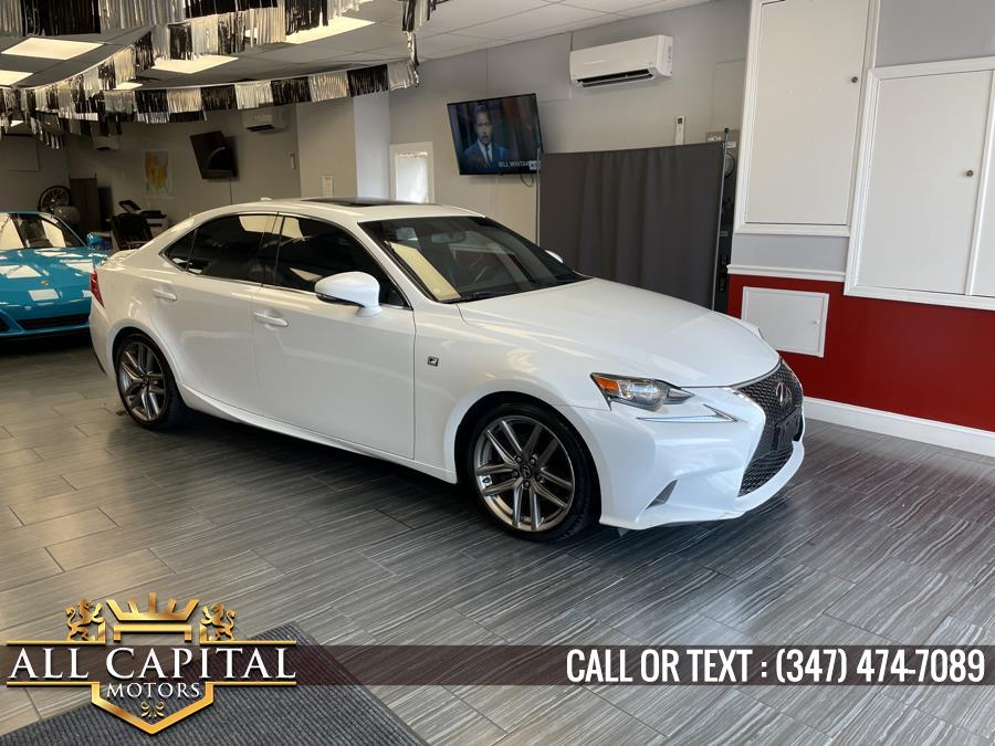 Used 2015 Lexus IS 250 in Brooklyn, New York | All Capital Motors. Brooklyn, New York