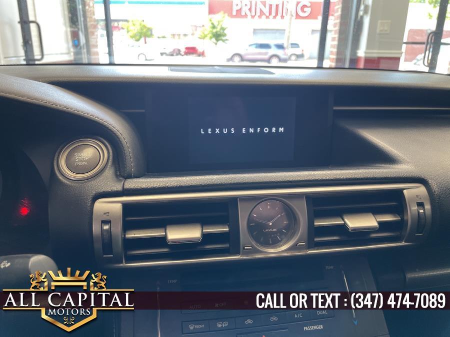 Used Lexus IS 250 4dr Sport Sdn AWD 2015   All Capital Motors. Brooklyn, New York