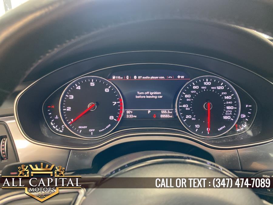 Used Audi A6 2.0 TFSI Premium Plus quattro AWD 2017 | All Capital Motors. Brooklyn, New York