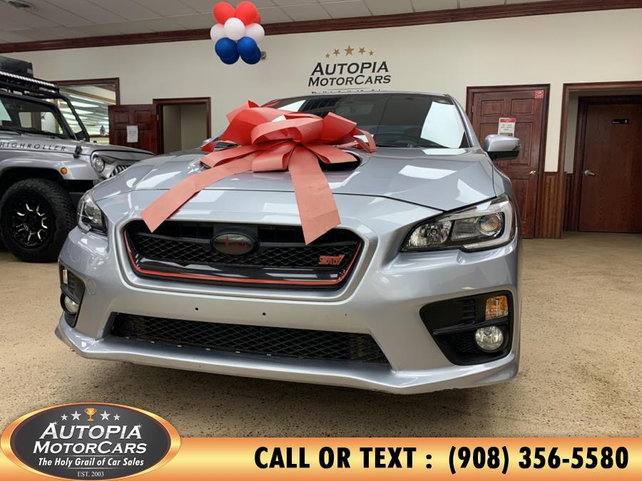 Used Subaru WRX STI Manual 2017 | Autopia Motorcars Inc. Union, New Jersey