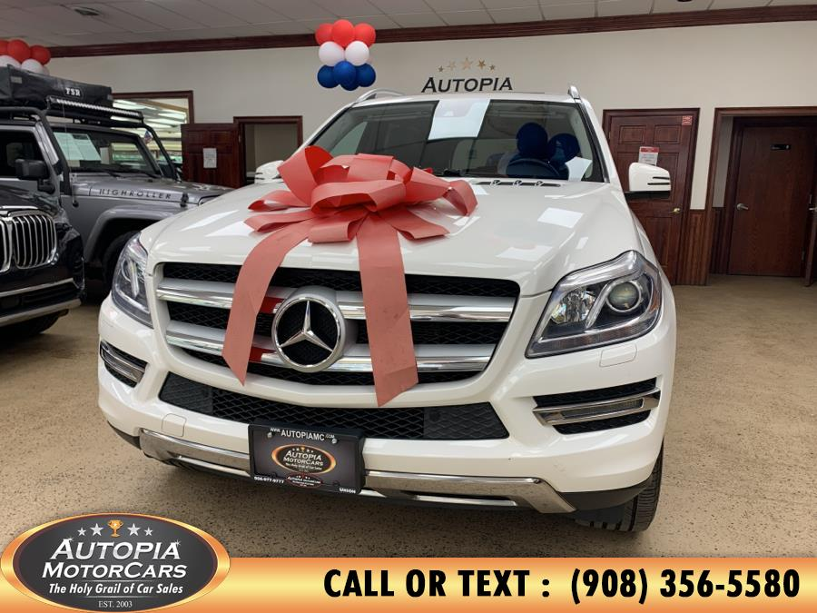 Used 2016 Mercedes-Benz GL in Union, New Jersey | Autopia Motorcars Inc. Union, New Jersey