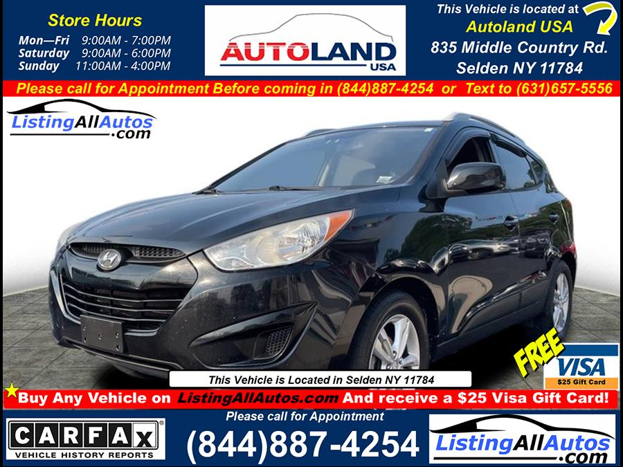 Used 2011 Hyundai Tucson in Patchogue, New York | www.ListingAllAutos.com. Patchogue, New York