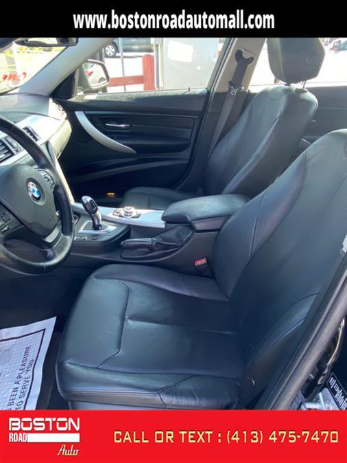 Used BMW 3 Series 4dr Sdn 328i xDrive AWD SULEV 2013 | Boston Road Auto. Springfield, Massachusetts