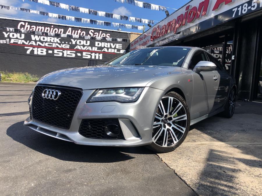 Used 2012 Audi A7 in Bronx, New York | Champion Auto Sales. Bronx, New York