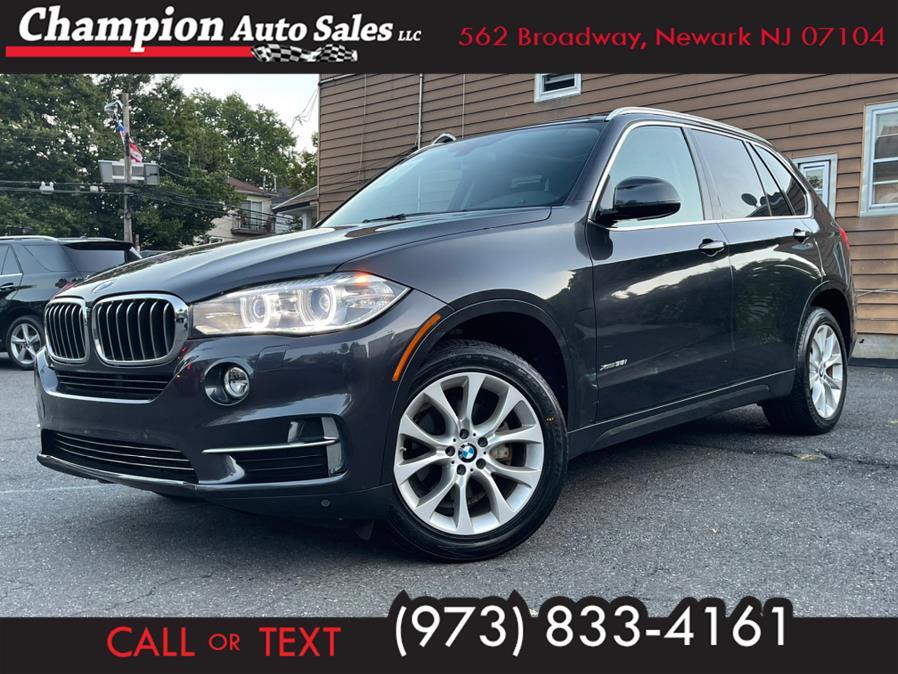 Used 2015 BMW X5 in Newark, New Jersey | Champion Auto Sales. Newark, New Jersey