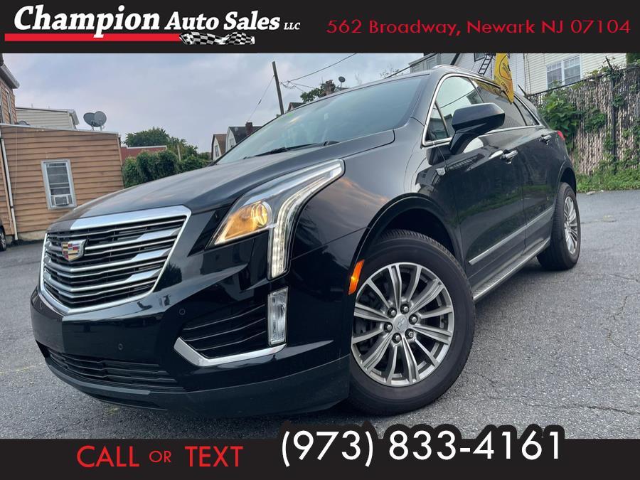 Used 2017 Cadillac XT5 in Newark, New Jersey | Champion Auto Sales. Newark, New Jersey