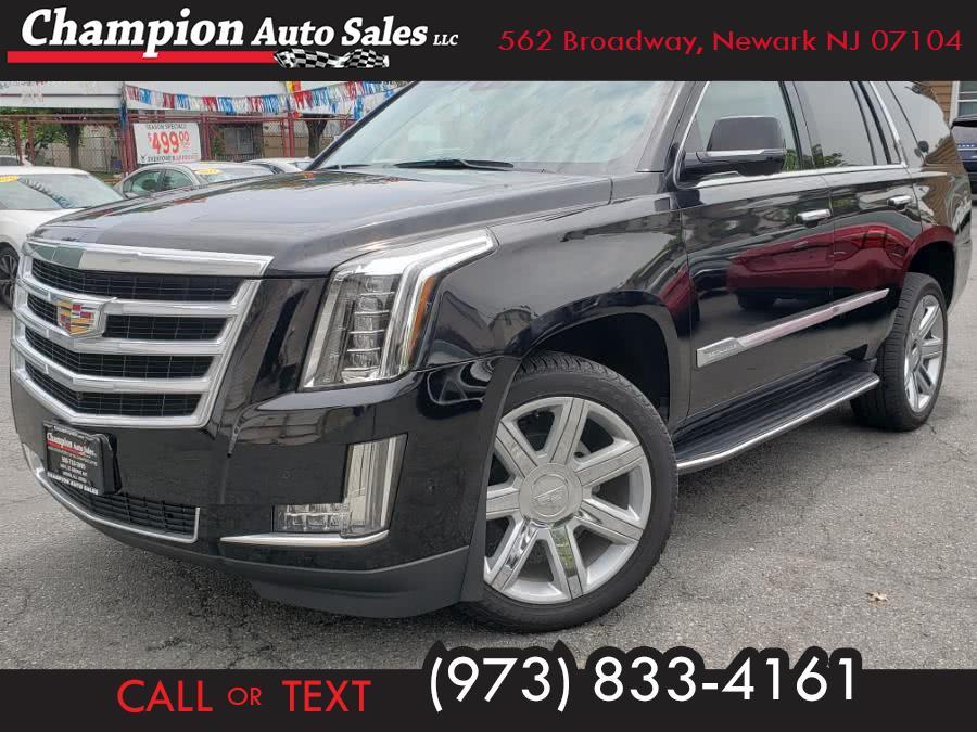 Used 2018 Cadillac Escalade in Newark, New Jersey | Champion Auto Sales. Newark, New Jersey