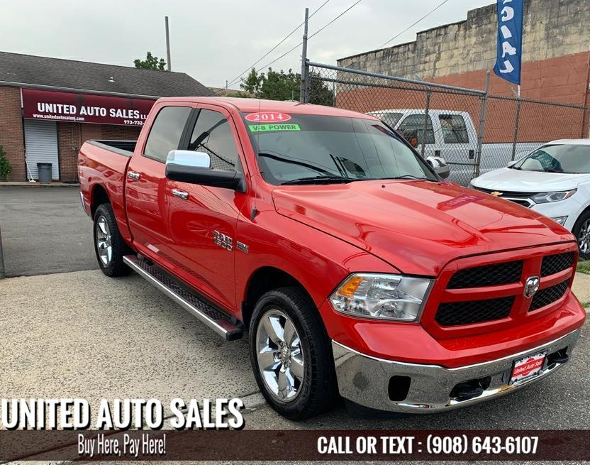 Used 2014 Ram 1500 in Newark, New Jersey | United Auto Sale. Newark, New Jersey