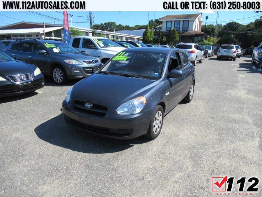 Used Hyundai Accent 3dr HB Auto GS 2011   112 Auto Sales. Patchogue, New York