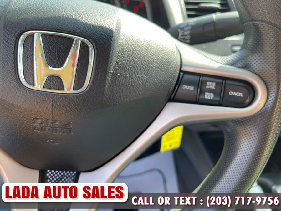 Used Honda Civic Cpe 2dr Auto LX 2009   Lada Auto Sales. Bridgeport, Connecticut