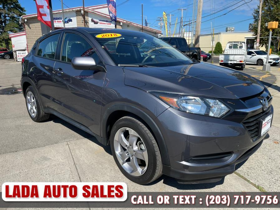Used 2018 Honda HR-V in Bridgeport, Connecticut | Lada Auto Sales. Bridgeport, Connecticut