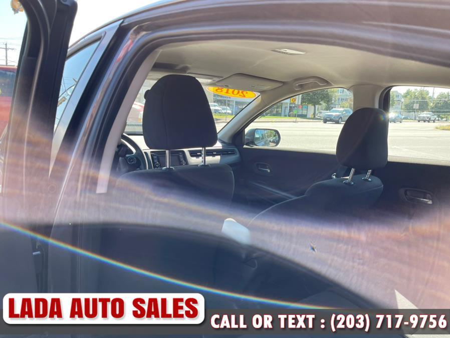 Used Honda HR-V LX AWD CVT 2018 | Lada Auto Sales. Bridgeport, Connecticut