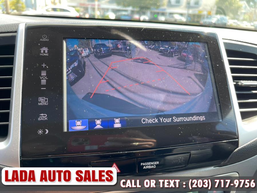 Used Honda Pilot EX-L w/Navigation AWD 2018 | Lada Auto Sales. Bridgeport, Connecticut