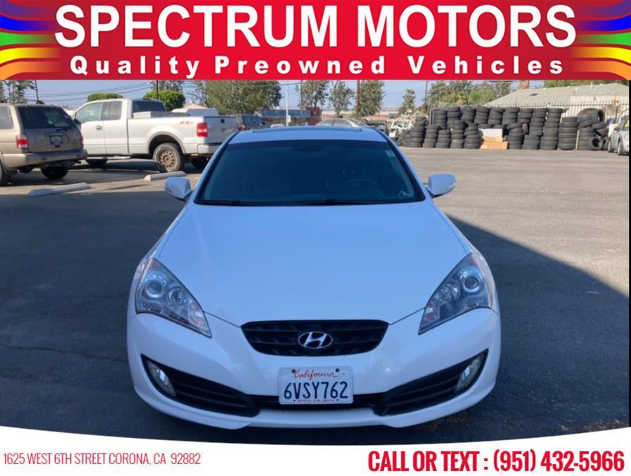 Used 2012 Hyundai Genesis Coupe in Corona, California | Spectrum Motors. Corona, California