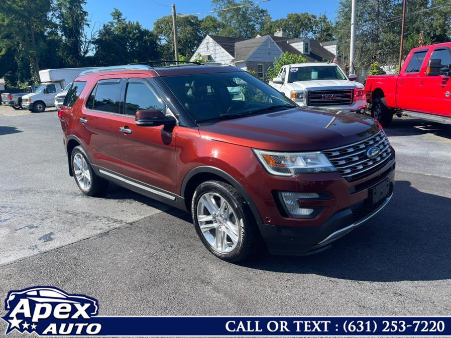Used 2016 Ford Explorer in Selden, New York | Apex Auto. Selden, New York