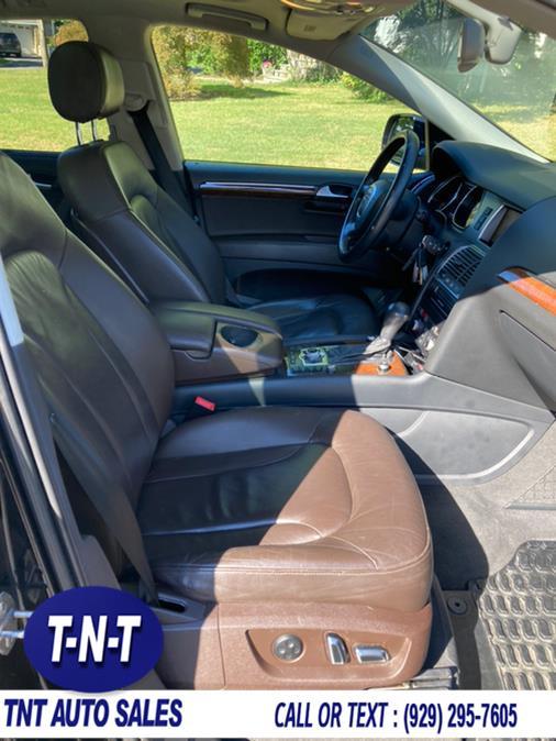Used Audi Q7 quattro 4dr 3.0T Premium Plus 2011 | TNT Auto Sales USA inc. Bronx, New York